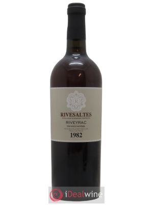 Rivesaltes Riveyrac (Domaine)  1982 - Lot de 1 Bottle