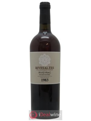 Rivesaltes Riveyrac (Domaine)  1983 - Lot de 1 Bottle