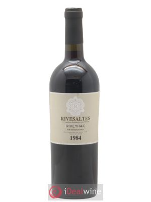 Rivesaltes Riveyrac (Domaine)  1984 - Lot de 1 Bottle