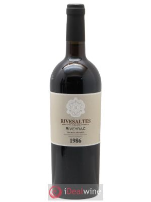 Rivesaltes Riveyrac (Domaine)  1986 - Lot de 1 Bottle