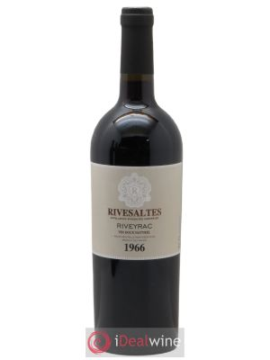 Rivesaltes Riveyrac (Domaine)  1966 - Lot de 1 Bottle