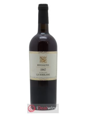 Rivesaltes La Sobilane (Domaine)  1947 - Lot de 1 Bottle