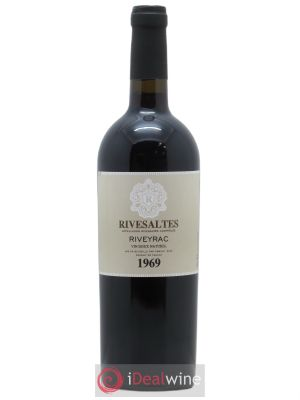 Rivesaltes Riveyrac (Domaine)  1969 - Lot de 1 Bottle