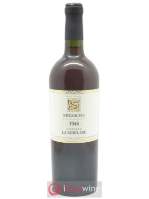 Rivesaltes La Sobilane (Domaine)  1946 - Lot de 1 Bottle