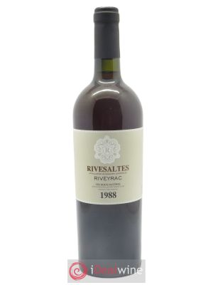 Rivesaltes Riveyrac (Domaine)  1988 - Lot de 1 Bottle