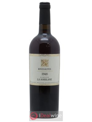 Rivesaltes La Sobilane (Domaine)  1948 - Lot de 1 Bottle