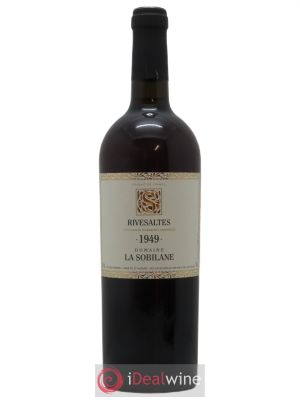 Rivesaltes La Sobilane (Domaine)  1949 - Lot de 1 Bottle