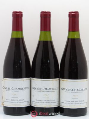Gevrey-Chambertin Domaine Marchand Grillot 1993