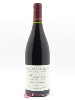 Mercurey Les Montots A. et P. de Villaine  2018 - Lot de 1 Bottle
