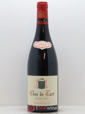 Clos de Tart Grand Cru Mommessin  2016 - Lot de 1 Bottle