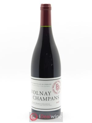 Volnay 1er Cru Champans Marquis d'Angerville (Domaine)  2018