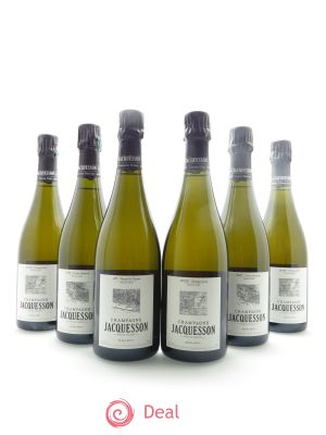 Assortiment 2005 Lieux dits Extra-Brut Jacquesson  2005 - Lot de 6 Bottles