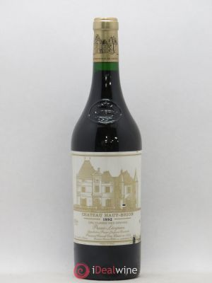 Château Haut Brion 1er Grand Cru Classé  1992 - Lot de 1 Bottle