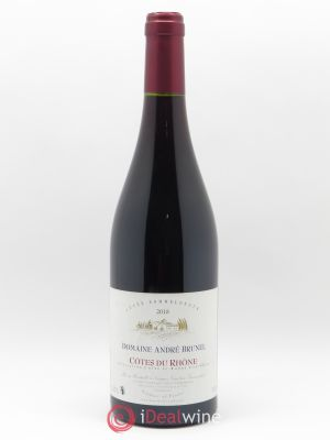 Côtes du Rhône Sommelongue André Brunel  2018 - Lot de 1 Bottle