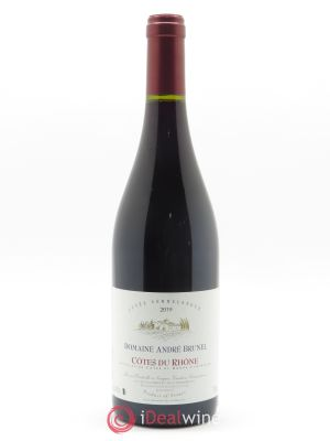 Côtes du Rhône Sommelongue André Brunel  2019 - Lot de 1 Bottle