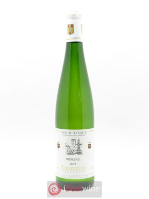Riesling Kientzler (Domaine)  2018 - Lot de 1 Bottle