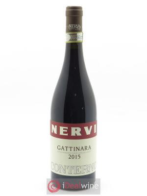 Gattinara Nervi DOCG  2015 - Lot de 1 Bottle