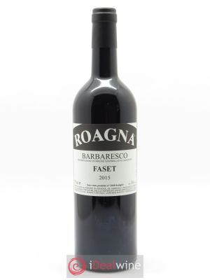 Barbaresco DOCG Faset Roagna  2015 - Lot de 1 Bottle