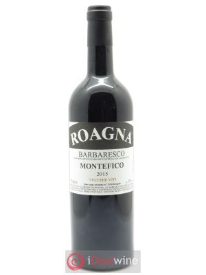 Barbaresco Montefico Vieilles Vignes Roagna  2015 - Lot de 1 Bottle