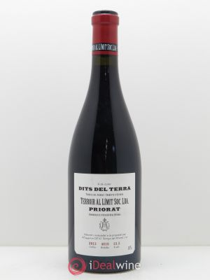 Priorat Terroir Al Limit Dits del Terra Dominik Hubert  2013 - Lot de 1 Bottle