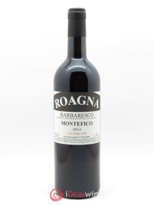 Barbaresco Montefico Vieilles Vignes Roagna  2014 - Lot de 1 Bottle