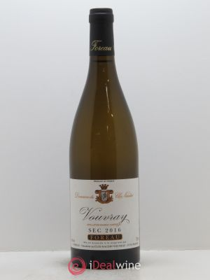 Vouvray Sec Clos Naudin - Philippe Foreau  2016