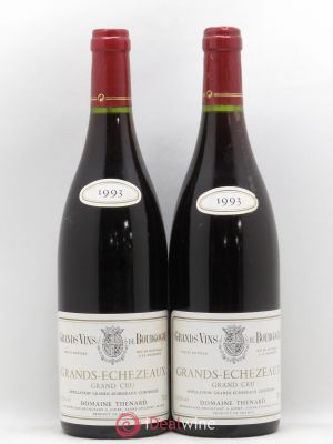 Grands-Echézeaux Grand Cru Baron Thénard 1993 - Lot de 2 Bottles