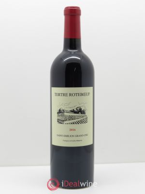 Château Tertre Roteboeuf  2016