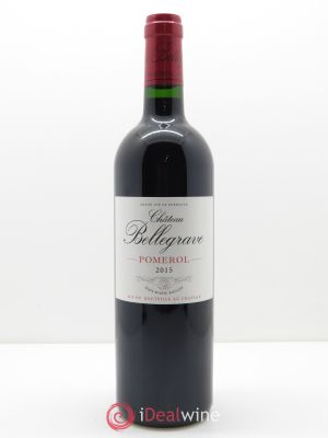 Château Bellegrave  2015 - Lot de 1 Bottle