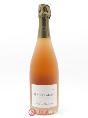 Extra-Brut Blancs de Noirs Rosé de Maceration Benoit Lahaye  ---- - Lot de 1 Bottle