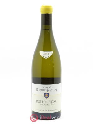 Rully 1er Cru Les Margotés Vincent Dureuil-Janthial  2018 - Lot de 1 Bottle