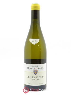 Rully 1er Cru Vauvry Vincent Dureuil-Janthial  2018 - Lot de 1 Bottle