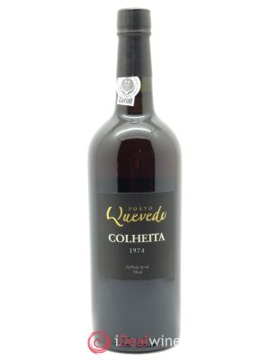 Porto Quevedo Colheita  1974 - Lot de 1 Bottle