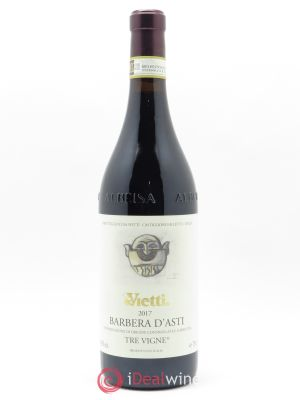 Barbera d'Asti  Tre Vigne Vietti  2017 - Lot de 1 Bottle