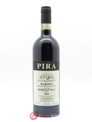 Barolo Luigi Pira Serralunga  2016 - Lot de 1 Bottle