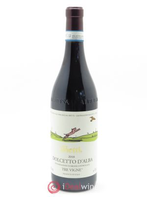Dolcetto d'Alba Tre Vigne Vietti  2018 - Lot de 1 Bottle