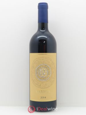 IGT Isola dei Nuraghi Barrua Agricola Punica  2014 - Lot de 1 Bottle