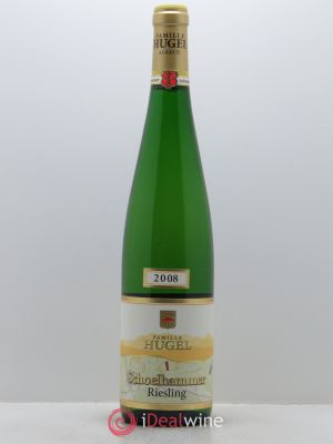 Riesling Schoelhammer Hugel (Domaine)  2008 - Lot de 1 Bottle