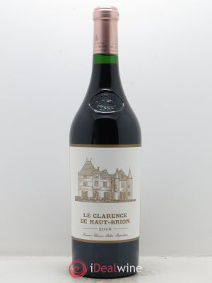 Clarence (Bahans) de Haut-Brion Second Vin (OWC if  6 btls) 2016