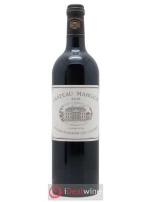 Château Margaux 1er Grand Cru Classé (OWC if  6 btls) 2016 - Lot de 1 Bottle