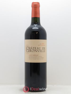 Château Gironville  2010 - Lot de 1 Bottle
