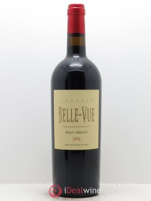 Château Belle-Vue  2016 - Lot de 1 Bottle