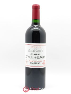 Château Lynch Bages 5ème Grand Cru Classé (OWC if 6 btls) 2017 - Lot de 1 Bottle