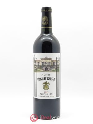 Château Léoville Barton 2ème Grand Cru Classé (OWC if 6 btls) 2017 - Lot de 1 Bottle
