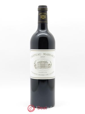 Château Margaux 1er Grand Cru Classé (OWC if 6 btls) 2017 - Lot de 1 Bottle