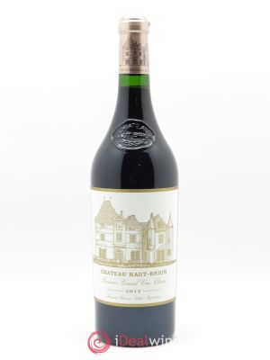 Château Haut Brion 1er Grand Cru Classé (OWC if 6 btls) 2017 - Lot de 1 Bottle