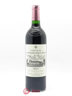 Château La Mission Haut-Brion Cru Classé de Graves (OWC if 6 btls) 2017 - Lot de 1 Bottle