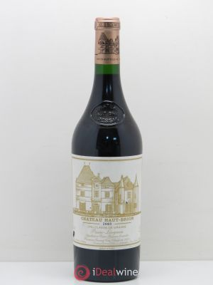 Château Haut Brion 1er Grand Cru Classé  2003 - Lot de 1 Bottle