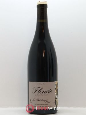 Fleurie Le Printemps Yvon Métras  2017 - Lot de 1 Bottle