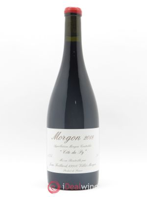 Morgon Côte du Py Jean Foillard  2018 - Lot de 1 Bottle